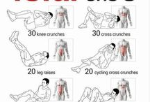 Stretches and abs