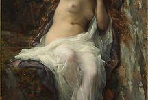 Classical art Классическое искусство
