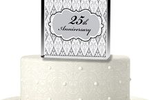 Wedding Accessories / Get inspired with our wedding guest books, wedding cake toppers, and wedding accessory set.