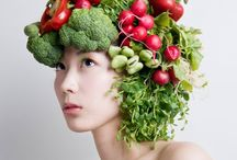 We love... Food art! / L'arte di creare capolavori col cibo pinnate qui per voi!