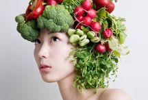 Veg* Food/Drink / by ninni mar