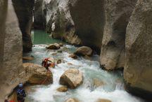 Tazı Kanyonu ict - istanbul canyoning team 2015 07 23 25
