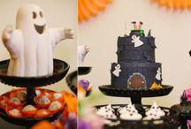 Festa de 15 anos tema Halloween