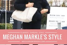 MM's Street Style / Cataloguing the very best of Meghan Markle's street style