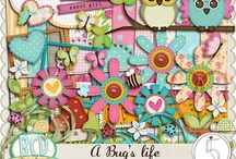 {Scrapbooking Design Kits} / Just kits I think are cool or that I might buy at some point.