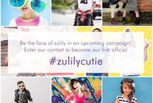 The Official #zulilycutie Contest / Want to be the face of zulily in an upcoming campaign? Check out our contest to be our first official #zulilycutie! / by zulily
