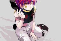 Cute Hisoka
