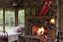 Dream House ~ Outdoor Sleeping Porch