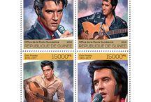 Elvis Presley Stampes