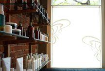 Suzanne's Organics Salon /  An Organic Hair Salon, a place of creativity and peace.
