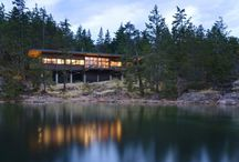 The Cortes Island Residence by Balance Associates