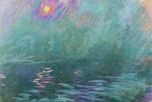 Artist - Claude Monet