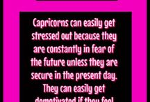 Horoscope things