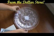DIY Cool Stuff To Make / Really cool and useful stuff you cam make for you home and office.