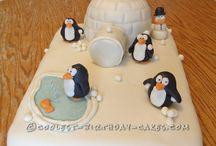 Penguin Party Inspo