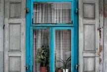 Windows & Balconies / by Dutch Bros. Garage