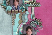 My LO's with Wendy Tunison Designs kits  / This area will show my layouts using Wendy's kits! You can find her store at Scrap N Pieces and Ginger Scraps.