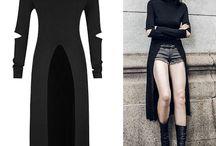 goth // fashion