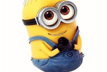 Cutest minion / This little minion will give you a little smile on your face once you see him