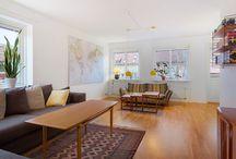 Hur det redan ser ut hemma / Bilder från vår lägenhet som vi har sålt