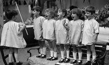 music or nursery rhythms