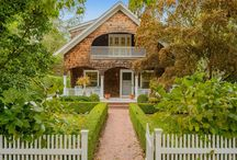 Curb Appeal / Fancy Looks For The Front Yard  / by Wendy Williby