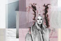 Portfolio | Moodboards | Presentations / Describing and presenting design / art ideas and works