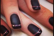 Ongle glam / Des ongles chic
