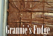 Grannies fudge