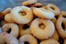 Biscoitos e rosquinhas