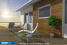Living Spaces at Terrace - Northern  Europe