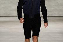 Menswear inspiration onto spring