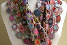 szale/scarf