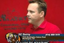 B&C Blacktop in Business Since 1993