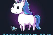 Unicorn Inspiration
