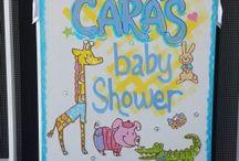 My DIY baby shower
