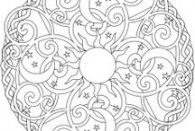 Coloring Pages (Hard)