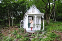 Tiny Houses / by Cheyenne Morrison