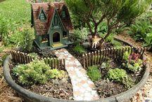 jardins de fées