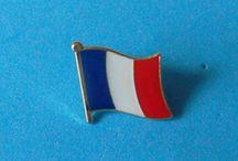 Pin's veste
