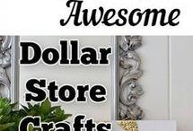 dollar crafts