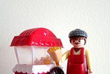 Playmobil et lego / #playmobil #lego