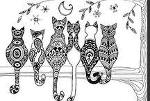 réunions des chat