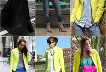 amarelo blazers