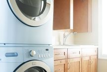 Laundry Room Ideas / by Callie Montgomery