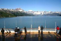 Alaska Sights & Attractions / Alaska Cruise Destinations - The best sights and attractions in Alaska. Images of shore excursions & land trip moments, photos of Alaska landscapes & scenery, cruise ships in Alaska etc.