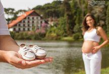 embarazadas playa