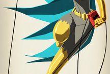Batgirl / Illustration