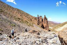Trekking al Siroua