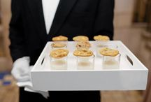 ♥ Wedding {Food Ideas} ♥ / Show off your creative side with these gastronomical treats to serve at your wedding (that'll have guests reminiscing for years to come). Y-U-M-M-Y!